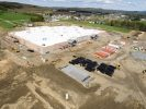 Aerial view one of the largest Walmarts in Vermont under construction in Derby, a small town in the Northeast Kingdom and close to the Canadian border. The store will be 160,000 square feet when completed, about the same size as the one on the outskirts of St.Albans. It is expected […]